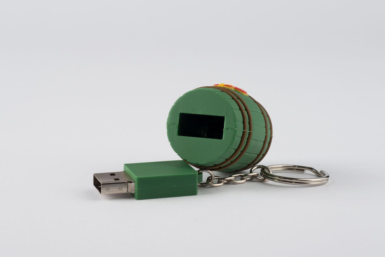 Dysk USB Tyskie - Beczka